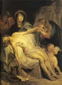 The Lamentation 1918-20